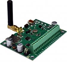 GSM/ GPRS valdymo modulis