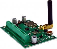 GSM GPRS termostatas patalpoms