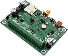 GSM GPRS apsaugos sistema